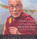 DALAI LAMAS LITTLE BOOK OF MYSTICISM