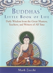 BUDDHAS LITTLE BOOK OF LIFE