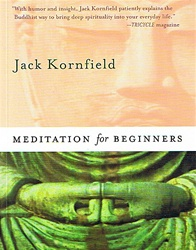 MEDITATION FOR BEGINNERS BOOK AND CD