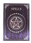 PURPLE SPELL BOOK