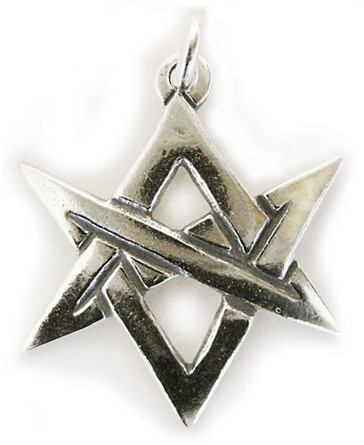 Unicursal hexagram pendant mozeypictures Images