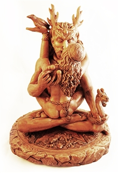 PAGAN GREAT RITE STATUE