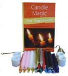 CANDLE MAGICK STARTER SET WITH MINI CANDLES