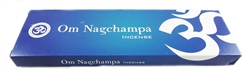 Om Nagchampa Incense