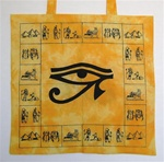 EYE OF HORUS TOTEBAG