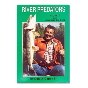 "Gapen ""How-To Fish"" River Predators Book"