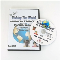 Gapen DVD Fishing The World - Wild World
