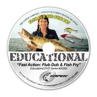 Gapen DVD - Fast Action Flub Dub & Fish Fry
