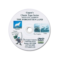 Gapen DVD - The Forgotten Land Arctic Adventure