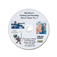 Gapen DVD - River Fishing All Species Big Rivers