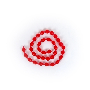 Red Ball Scent Ball | Jig Tip | Ice Fishing Egg | Red Egg Ball | Gapen Red Ball | Red Ball Tipper | Plastic Fish Egg
