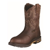 Ariat 10001203 WorkHog Dark Copper Pull-On H2O Composite Toe Boot