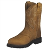 Ariat 10002437 Sierra Saddle Steel Toe Boot
