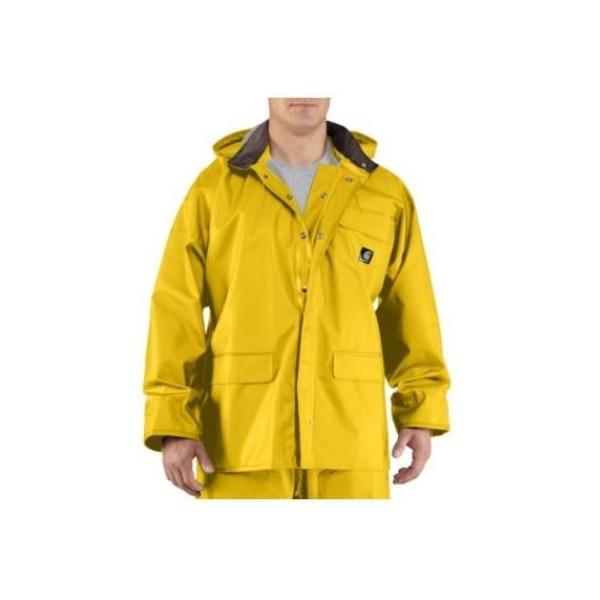 607074d34 Carhartt 100100 PVC Rain Coat