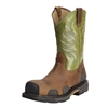 Ariat 10011921 Overdrive Toast Square Toe Composite Toe Boot