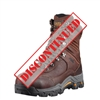 "Ariat 10011973 Oiled Brown Workhog Trek 8"" H2O Composite Toe Boot"