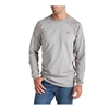 Ariat 10012258 Men's Silver Fox Long Sleeve Flame Resistant Crew Shirt
