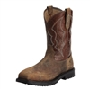 Ariat 10012930 RigTek Earth Wide Square Toe Composite Toe Boot