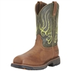 Ariat 10015400 Workhog Mesteno H2O Composite Toe Boot