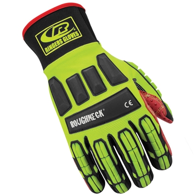 Ringers Gloves 267 Roughneck TefLoc Impact Gloves