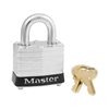 Master Lock 3 #3 Padlock - Keyed Different