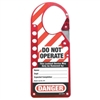 Master Lock 427 Snap-On Safety Lockout Hasp