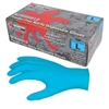 MCR 6015 Blue NitriShield Nitrile Disposable Glove - 4 Mil
