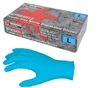 MCR 6030 Blue NitriShield Nitrile Disposable Glove - 8 Mil