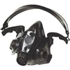 North Safety 770030 Silicone Half Mask