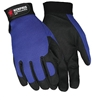 MCR 900 Fasguard Clarino Synthetic Leather Palm And Fingers Glove