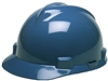 MSA 475359 Blue V-Gard Non-Slotted Cap With Fas-Trac III Suspension