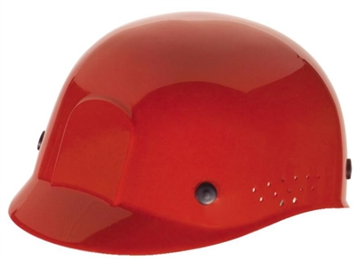 MSA 10033653 Red Bump Cap