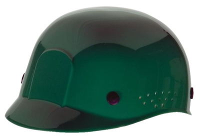 MSA 10033655 Dark Green Bump Cap