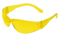 Crews CL114 Checklite Safety Glasses - Amber Lens