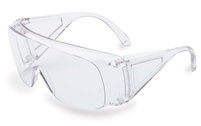 Uvex S300CS Ultra-Spec 1000 Safety Glasses - Clear Lens/Frame Uncoated