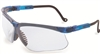 Uvex S3240 Genesis Safety Glasses - Clear Lens With Ultra-Dura Coating