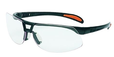 Uvex S4200-H5 Protege Safety Glasses - Clear Lens With Hardcoat Coating