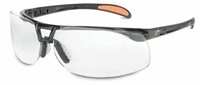 Uvex S4200X Protege Safety Glasses - Clear Lens With Uvextra Coating