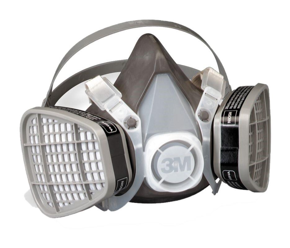 3m mask vapor