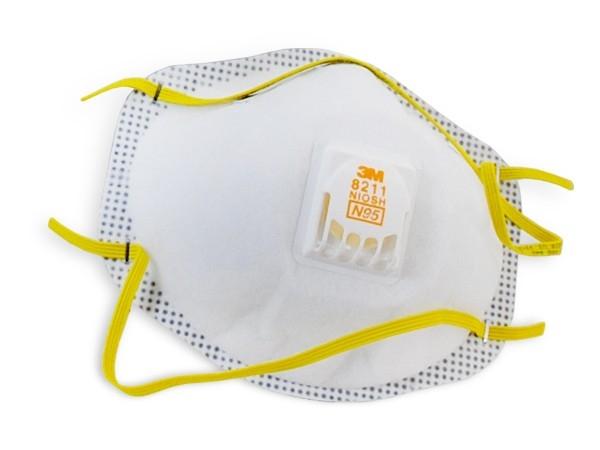 8211 Foam Respirator Face Seal 3m Particulate N95