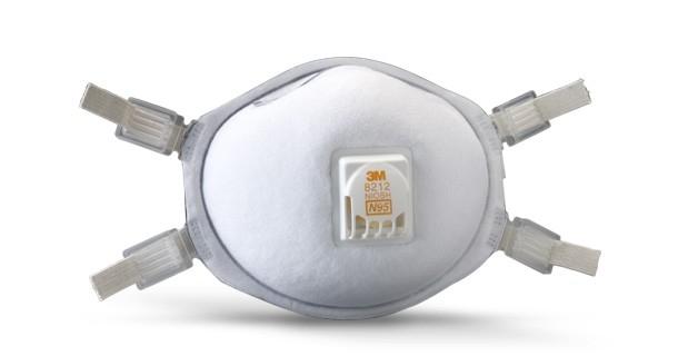 N95 8214 3m Particulate Respirator