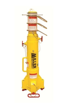 Miller Dh Ap 1 Portable Fall Arrest Anchor Post For