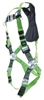 Miller RDF-QC/UGN Revolution Harness With DuraFlex Webbing - With Quick-Connect Buckle Legs