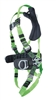 Miller RPY-QC-BDP/UGN Revolution Harness With Python Webbing - With Quick-Connect Buckle Legs, Removable Belt And Side D-Rings/Pads