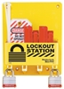Master Lock S1720E3 Compact Lockout Station
