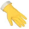MCR 5290 Latex Flock Lined Glove Straight Cuff