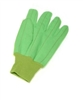 Seattle Glove GC020-TC Green Double Palm Fluorescent Corduroy Glove