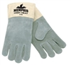 MCR 4750 High Heat Leather Foundry Glove - Select Side Split Leather