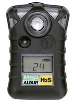 MSA 10092521 H2S Altair Standard Maintenance-Free Single-Gas Detector