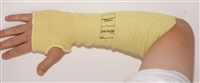 "Seattle Glove KS14T 14"" Kevlar String Knit Cut Resistant Sleeve With Thumb-Hole"